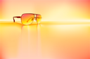 Royalty Free Clipart Image of Sunglasses