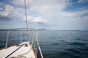 Royalty Free Photo of a Yacht