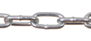 Royalty Free Photo of a Silver Chain