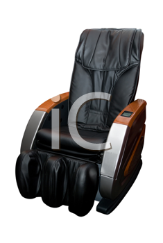 Royalty Free Photo of a Massage Chair