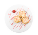 Royalty Free Photo of a Dessert