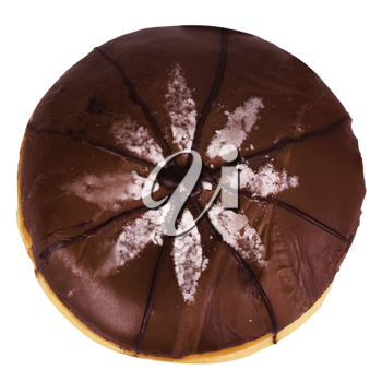 Close-up of a donut