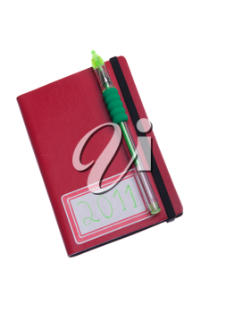 Royalty Free Photo of a Planner