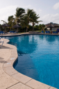 Royalty Free Photo of a Resort Swimming Pool