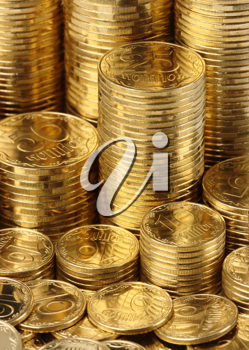 Royalty Free Photo of a Coin Background