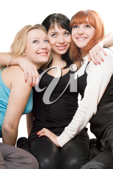 Royalty Free Photo of Three Women