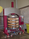Royalty Free Photo of a Barrel of Wine