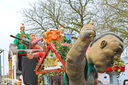 Annual Winter Carnival in Gorinchem. February 9, 2013, The Netherlands