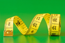 Royalty Free Photo of Measuring Tape