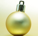Royalty Free Photo of a Christmas Ball