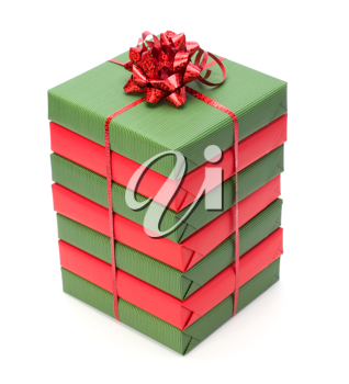 gift isolated on white background