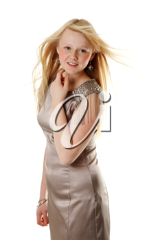 Royalty Free Photo of a Young Girl
