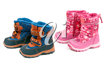 Royalty Free Photo of Child's Shoes