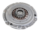 New clutch basket on a white background