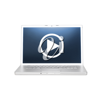 Royalty Free Photo of a Laptop