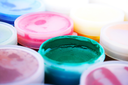 Royalty Free Photo of Colourful Paints
