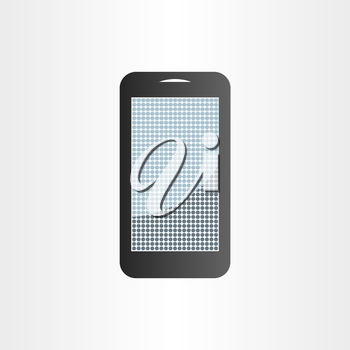 android mobile phone symbol design element tablet icon