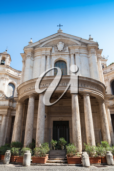 Santa Maria della Pace is a church in Rome, Italy. Our Lady of Peace in English