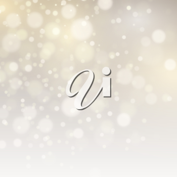 Vector Christmas background with snowflakes  EPS 10